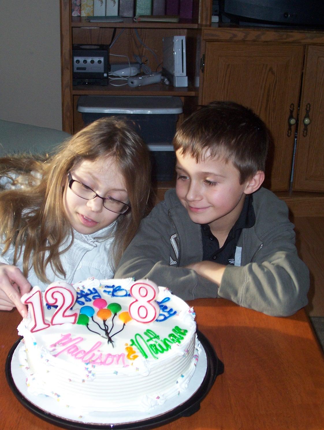Happy Birthday Madison Nathan Crafty Husky