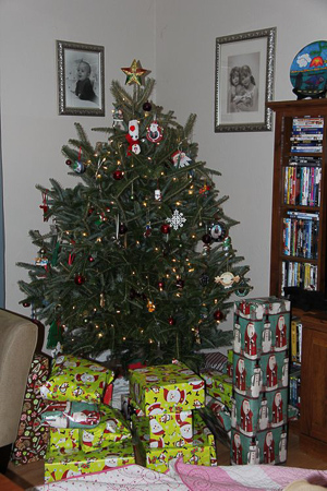 Santa Was Here 1