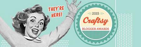 2015 craftsy blogger awards