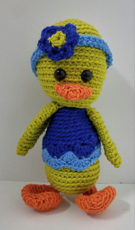 Week – Amigurumi Patterns | 450x264