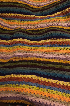 cosy strip blanket 1