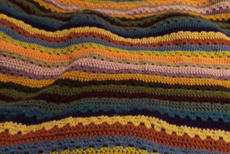 cosy stripe blanket 2