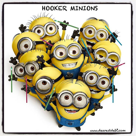 Hooker Minions