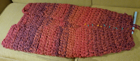 Mermaid Tail Blanket 4