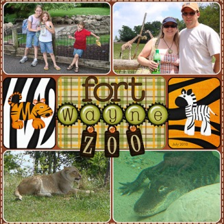 Fort Wayne Zoo LEFT (July 2010)