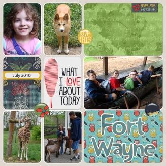Fort Wayne Zoo LEFT (May 2010)