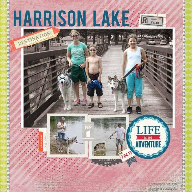 Harrison Lake
