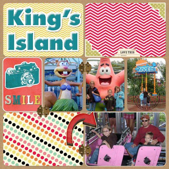 King's Island 2009 LEFT