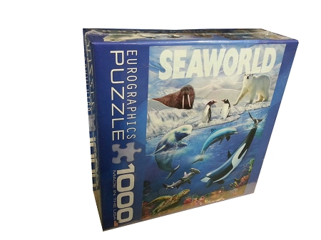 seaworld-puzzle-stock