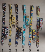 Lanyards and Key Fobs 1