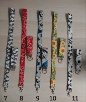 Lanyards and Key Fobs 2