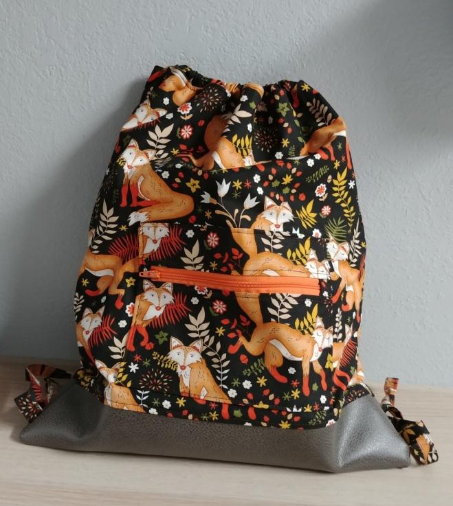 Fox Bag 1