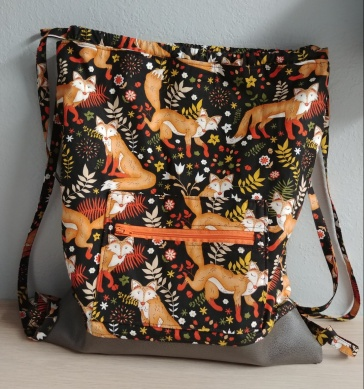 Fox Bag 2
