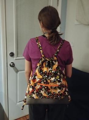 Fox Bag 3