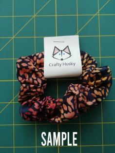 Scrunchie Sample
